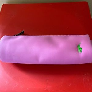 Ralph Lauren Polo cosmetic case!!!